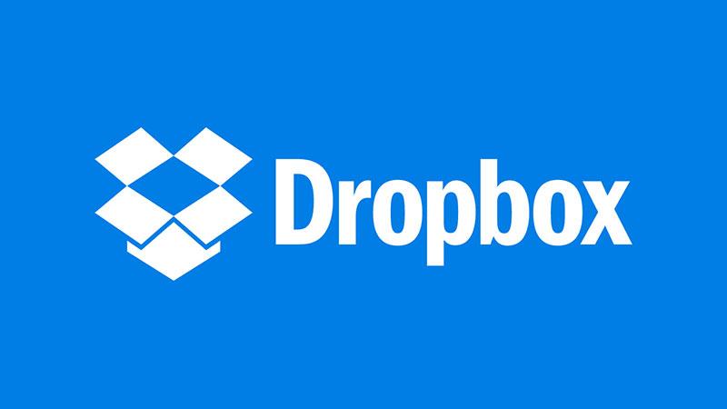 designer gráfico nuvem dropbox
